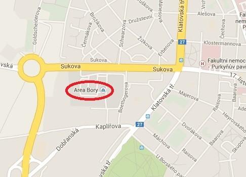 Vinotéka Plzeň OC Area Bory